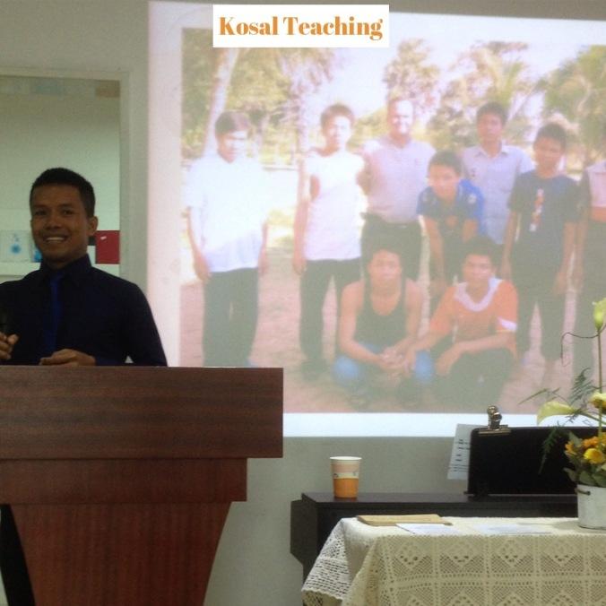 Kosal teaching SS 2
